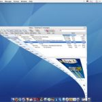 Minimising windows in OS X